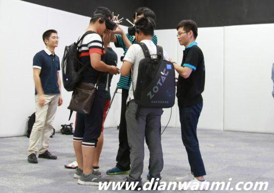 全球首届VR&AR互动娱乐博览会开幕 索泰移动VR亮相展会 索泰 博览会 AR VR VR及其它  第7张