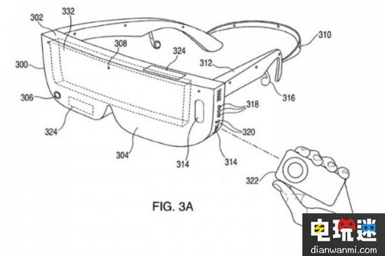 外观很三星!苹果VR头戴显示设备专利曝光 VR