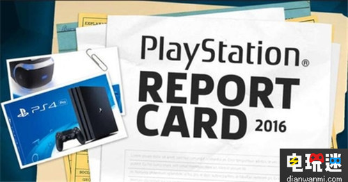 PS4年度报告:独占游戏少而精 VR设备顺利推出 VR 第1张