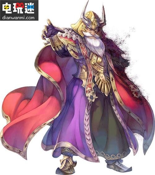 《圣剑传说2 重制版》角色人设图曝光 电玩资讯 第1张