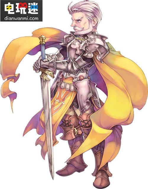 《圣剑传说2 重制版》角色人设图曝光 电玩资讯 第4张