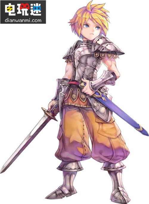 《圣剑传说2 重制版》角色人设图曝光 电玩资讯 第6张