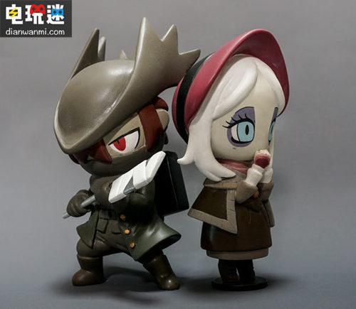 《血源诅咒》的小手办开卖了 任天堂 第7张