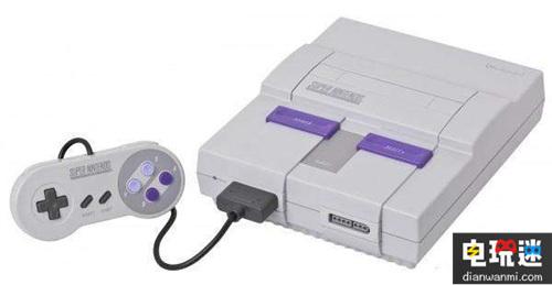 无线手柄?任天堂SNES经典版即将发售 任天堂 第2张