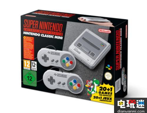 无线手柄?任天堂SNES经典版即将发售 任天堂 第4张