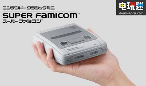 无线手柄?任天堂SNES经典版即将发售 任天堂 第5张