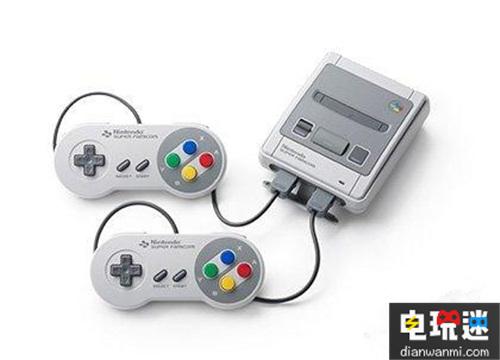 无线手柄?任天堂SNES经典版即将发售 任天堂 第6张