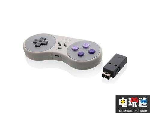 无线手柄?任天堂SNES经典版即将发售 任天堂 第7张