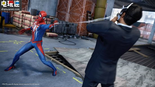离发售不远了?PS4《蜘蛛侠》设计总监已玩游戏3遍 资讯 第2张