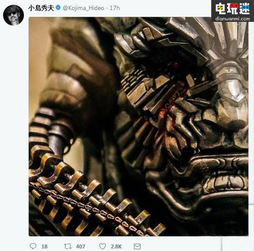 《死亡搁浅》开始内测? 小岛秀夫回应引热议 电玩资讯 第2张