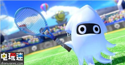 《马力欧网球ACE》加入角色 喏库喏库加入对局 任天堂 第2张