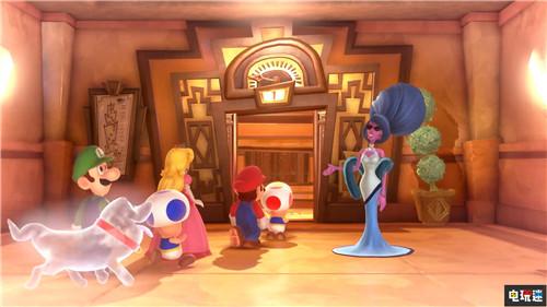 E3 2019 任天堂直面会汇总:《塞尔达传说:旷野之息》续作公开 任天堂明星大乱斗特别版 精灵宝可梦:剑盾 Switch 任天堂 E3 2019 任天堂SWITCH  第6张