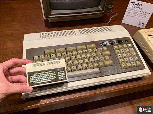 日本传奇游戏主机PC-8001宣布10月推出迷你复刻版