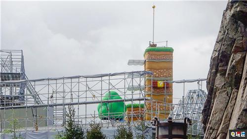 大阪环球影城超级任天堂世界乐园新实景照片公开