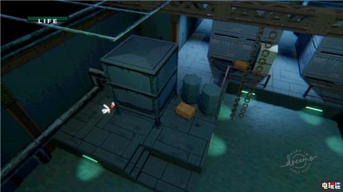 玩家利用《Dreams》制作《无名鹅戏》版《合金装备》