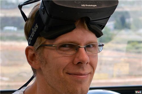 FPS之父约翰·卡马克获VR终身成就奖 但其对VR发展不满意