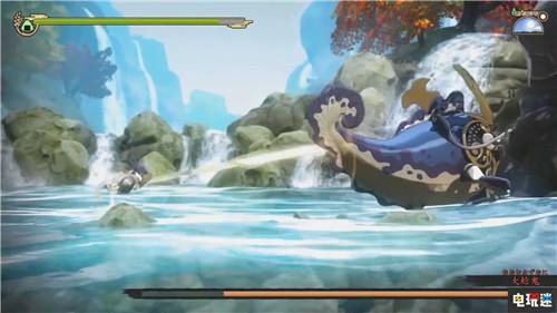 《天穗之长命草姬》新demo放出 女神大战鲶鱼怪 PC Switch PS4 天穗之长命草姬 电玩迷资讯  第6张