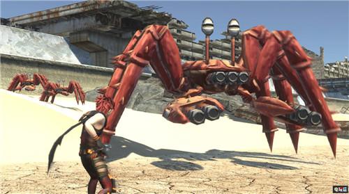 《重装机兵Xeno:重生》将于3月26日发售 增加动态范围战斗 电玩迷资讯 第4张