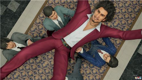 《如龙7》销量破40万 推出PSN与Steam《如龙》系列优惠 如龙7:光与暗的去向 人中之龙 如龙 SEGA 世嘉 电玩迷资讯  第1张