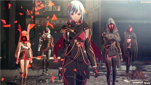 《殷红链接》非Xbox独占 将登陆PS与Steam Steam PS5 PS4 万代南梦宫 Scarlet Nexus 殷红链接 电玩迷资讯  第1张