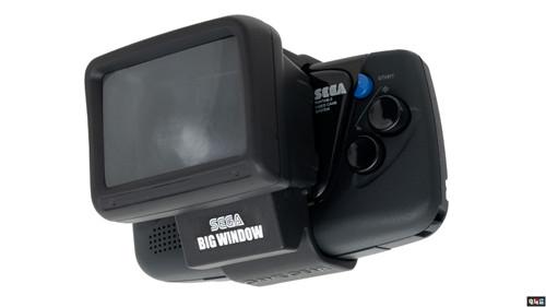 世嘉60周年纪念推出GameGear Micro迷你掌机 GameGear Micro 迷你掌机 SEGA 世嘉 电玩迷资讯  第3张
