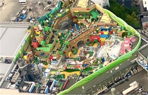 《【万和城娱乐登录地址】大阪环球影城任天堂园区将推迟至秋季开放》