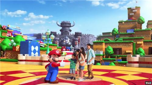 美国奥兰多环球影城宣布超级任天堂世界建设无限期搁置