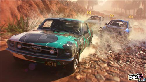 尘埃又吹跑了《尘埃5》本世代版本再次跳票至11月 PC XboxOne PS4 竞速 尘埃5 电玩迷资讯  第1张