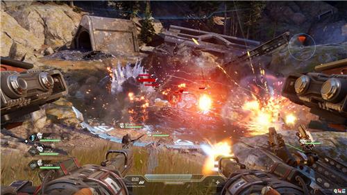 《光环》前创意总监新作《崩解》关闭多人模式 光环 多人游戏 Steam 崩解 电玩迷资讯  第4张