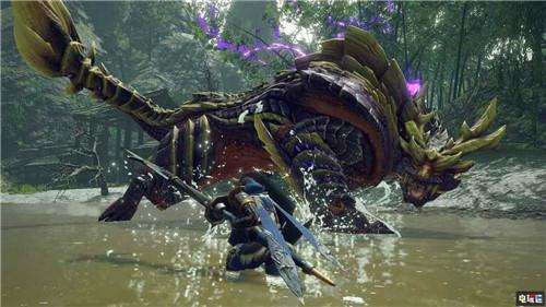 《怪物猎人:崛起》采用RE引擎制作 大小8.7GB Switch 卡普空 怪物猎人:崛起 任天堂SWITCH  第4张