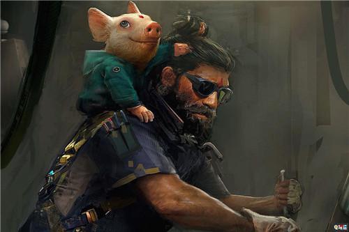 雷曼之父《超越善恶2》总监离职 投身野生动物保护 育碧 雷曼 超越善恶2 电玩迷资讯  第1张