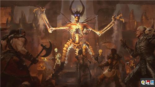 《暗黑破坏神2》重制版可继承原版存档 存档继承 暗黑破坏神2重制版 暗黑破坏神2:狱火重生 电玩迷资讯  第1张