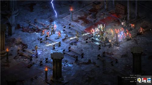 《暗黑破坏神2》重制版可继承原版存档 存档继承 暗黑破坏神2重制版 暗黑破坏神2:狱火重生 电玩迷资讯  第2张