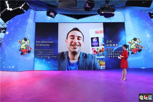 正能量、科技风、国际范,这场新闻发布会精彩纷呈 金猴奖 声优大赛 漫展 杭州 中国国际动漫节 VR及其它  第13张