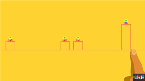 轻松游戏编程拟人 任天堂推出Switch游戏制作软件 游戏编程软件 Switch 任天堂 任天堂SWITCH  第4张